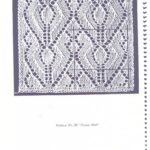 SUMMER OF LACE: Day and Night Toddler Cardigan and Blanket by Debbie O'Neill 1