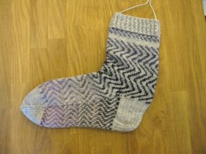 reproduction of old socks