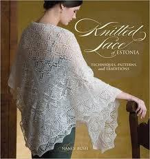 Knitted Lace of Estonia cover