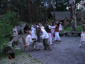 Wedding in Druskininkai