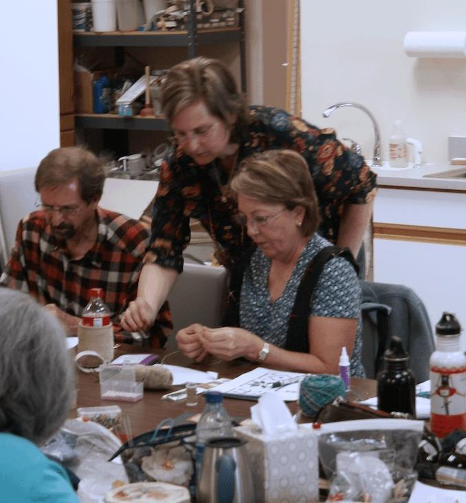 Donna Teaching