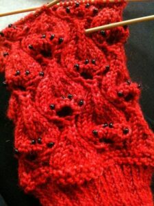 Lost. And found, by a knitter who will give them a good home. 1