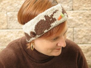 Free Pattern: Norwegian Bunny Headband 1