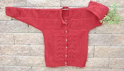 Lesson: Crochet Bobbles