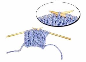 Lesson: Double Knitting 2
