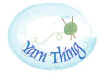 Yarn Thing podcast with Marly Bird LIVE RIGHT NOW!! 1