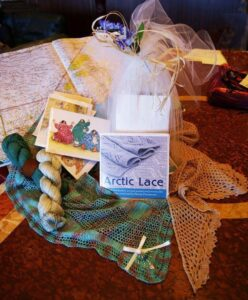 Join The Arctic Lace Luxury Yarn Club 2