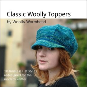 Classic Woolly Toppers cover