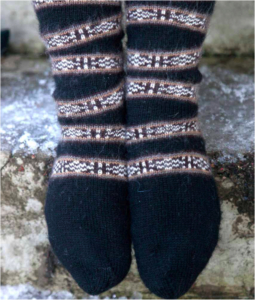 Icelandic Handknits: 25 Heirloom Techniques and Projects by Hélène Magnúson 4