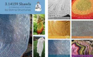 pi shawl book cover