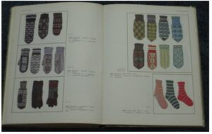 Baltic MIttens and Socks