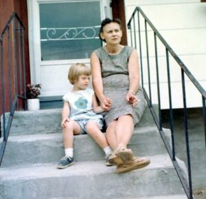 Donna and Grandma Druchunas