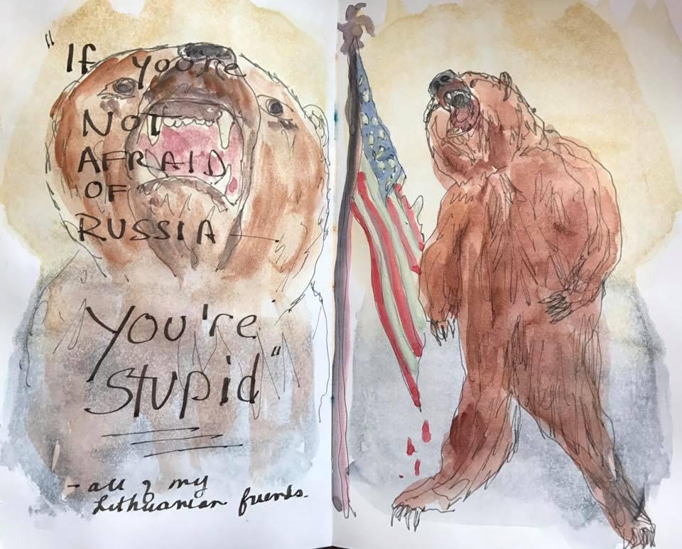 Fear the Bear 1