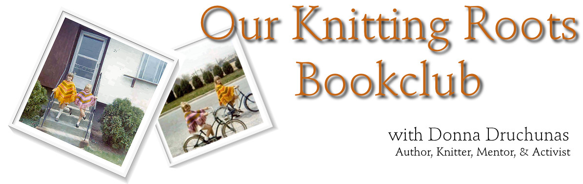 Our Knitting Roots Book Club Update 1