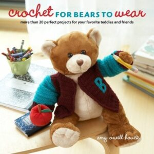 Crochet for Bears to Wear Cover