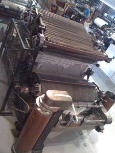 carding engine