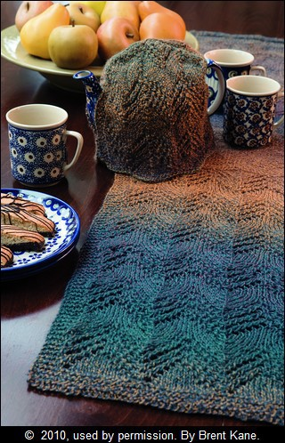 Tea Cozy and Table Runner