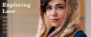 SUMMER OF LACE: Successful Lace Knitting Designer Notes Series