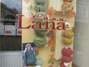 Casa Lana sign
