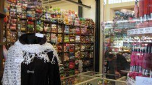FALL COLORS: Yarn Shops in Vilnius Redux 9