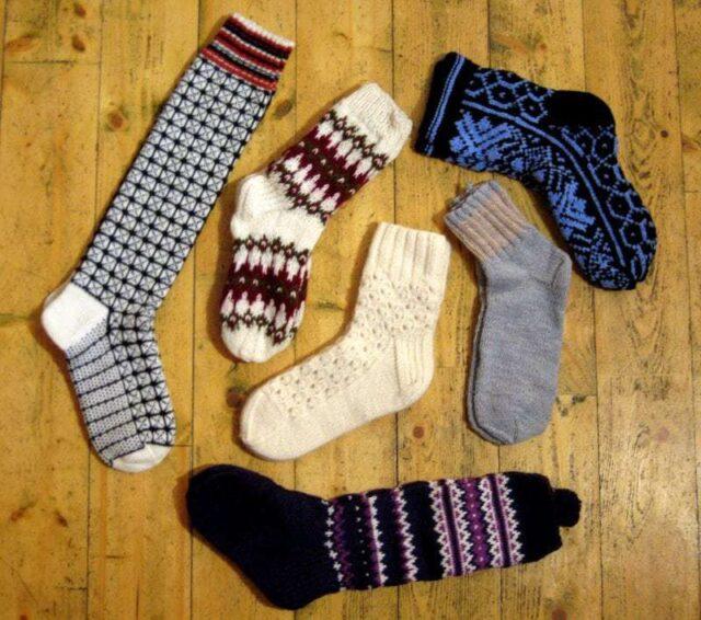 Socks I've purchased