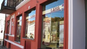FALL COLORS: Yarn Shops in Vilnius Redux 13