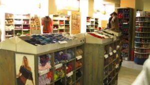 FALL COLORS: Yarn Shops in Vilnius Redux 14