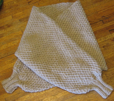 Free Pattern Easy Moss Stitch Shrug Sheep To Shawl Llc