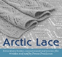 News: Arctic Lace Audio Book is Out!