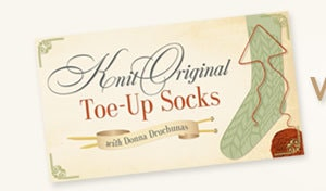 As the Great Sock War rages, the world wonders who will prevail, toe-up or cuff-…