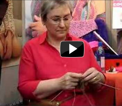 The fastest knitter in the world. (video)