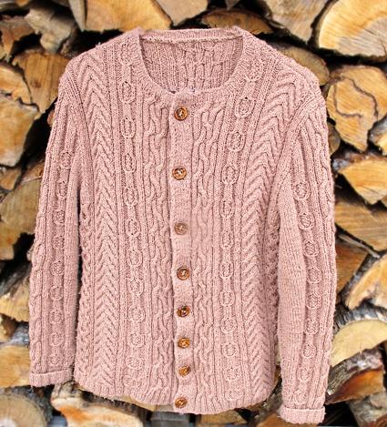 Aran Sweaters in America
