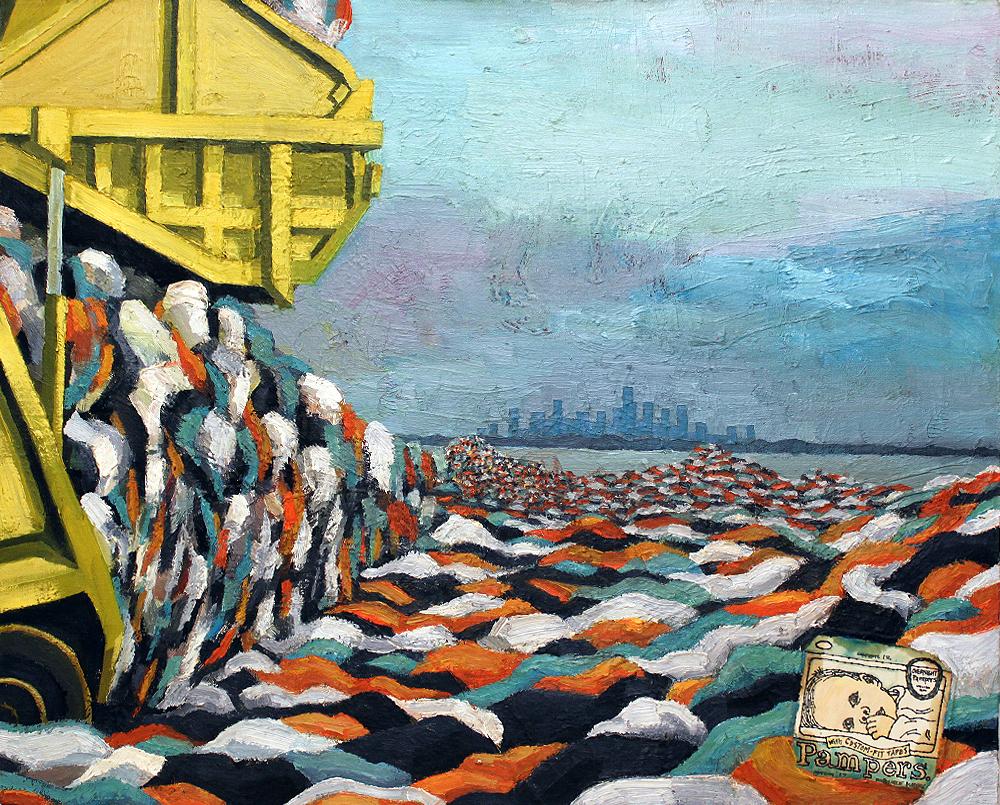 Garbage Painting
