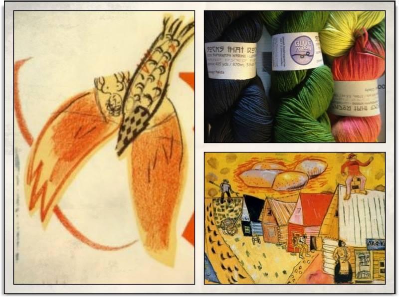 Inspiration: Marc Chagall