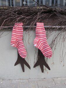 My Striped Socks