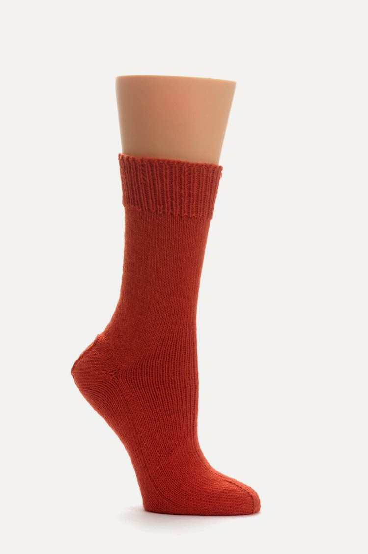 Knitted Sock Architecture 2