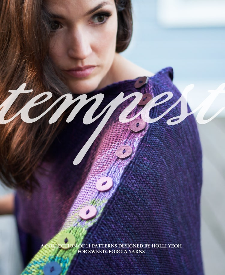 Tempest Knits Review & Interview with Holli Yeoh