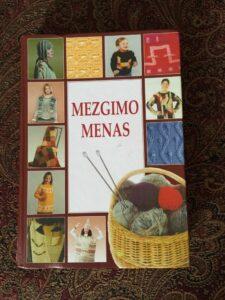 Mezgimo Menas Cover