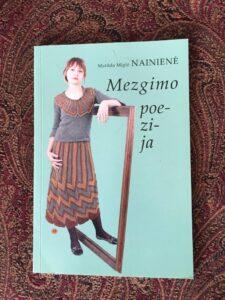Mezgimo Poezija Cover
