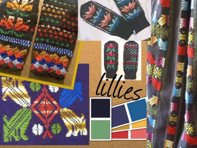 4 days to Lithuanian Knitting: Continuing Traditions launch!