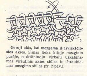 lith garter stitch