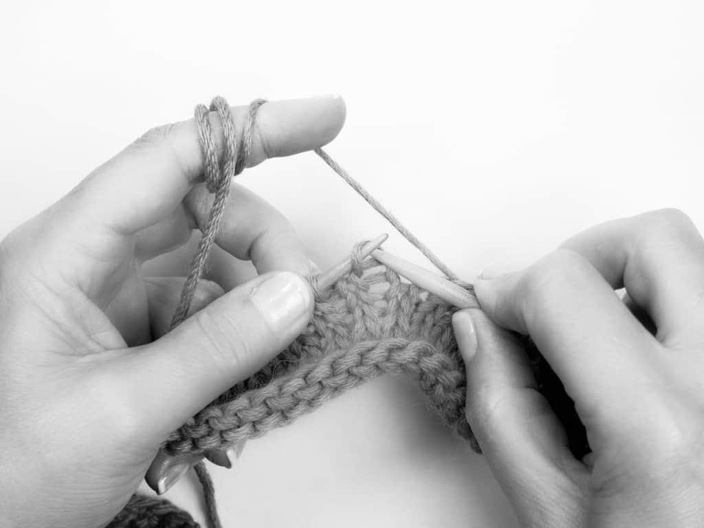 The Basics: Grandmother's Knitting