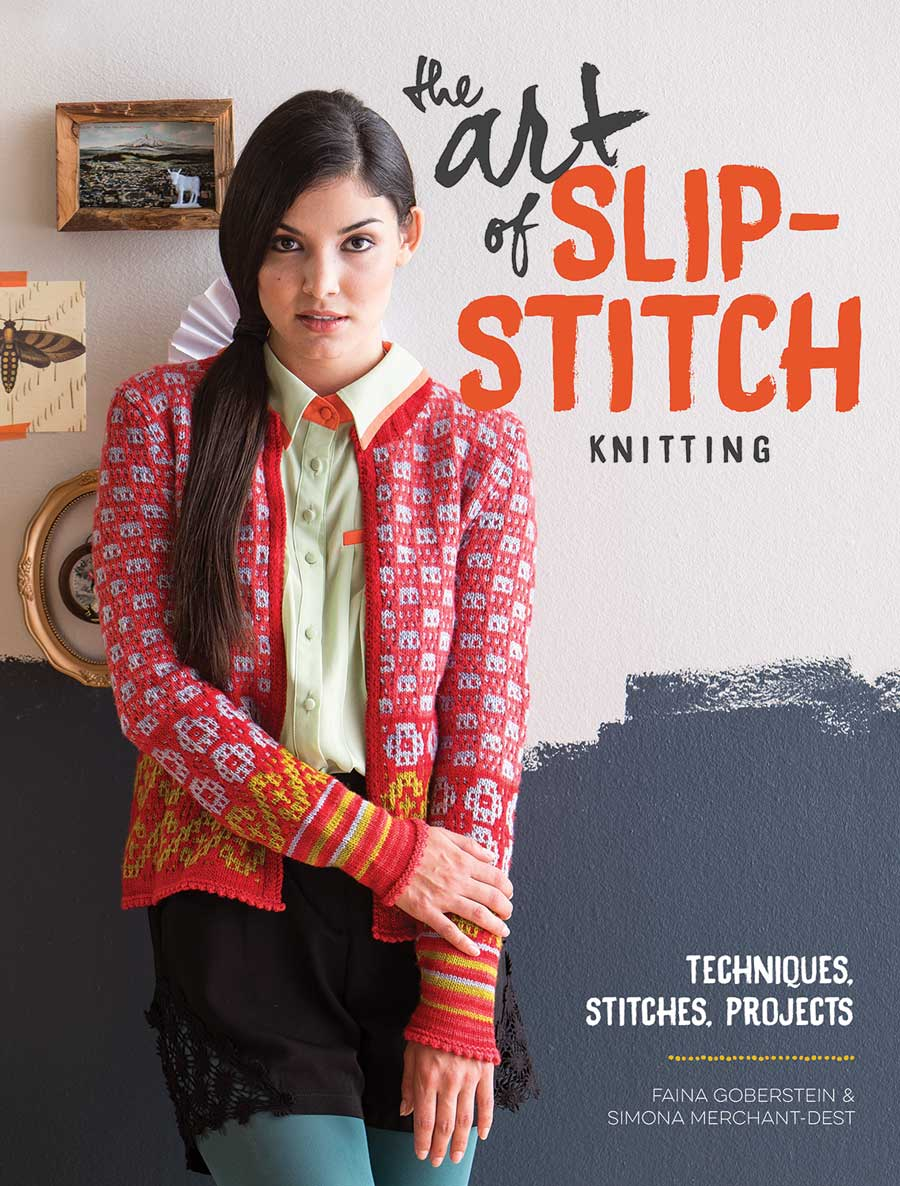 Review: The art of slip stitch knitting.