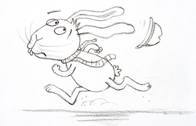 running-rabbit