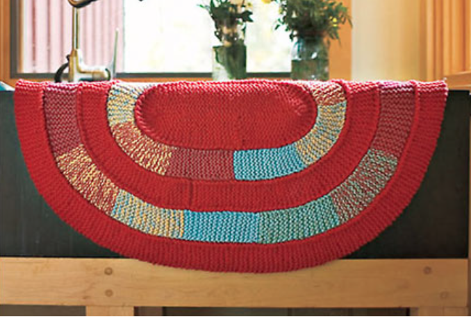 Amish Knitted Rug Online Video Course