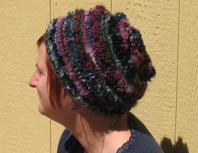 Pattern: 100 Meter Dash Hat