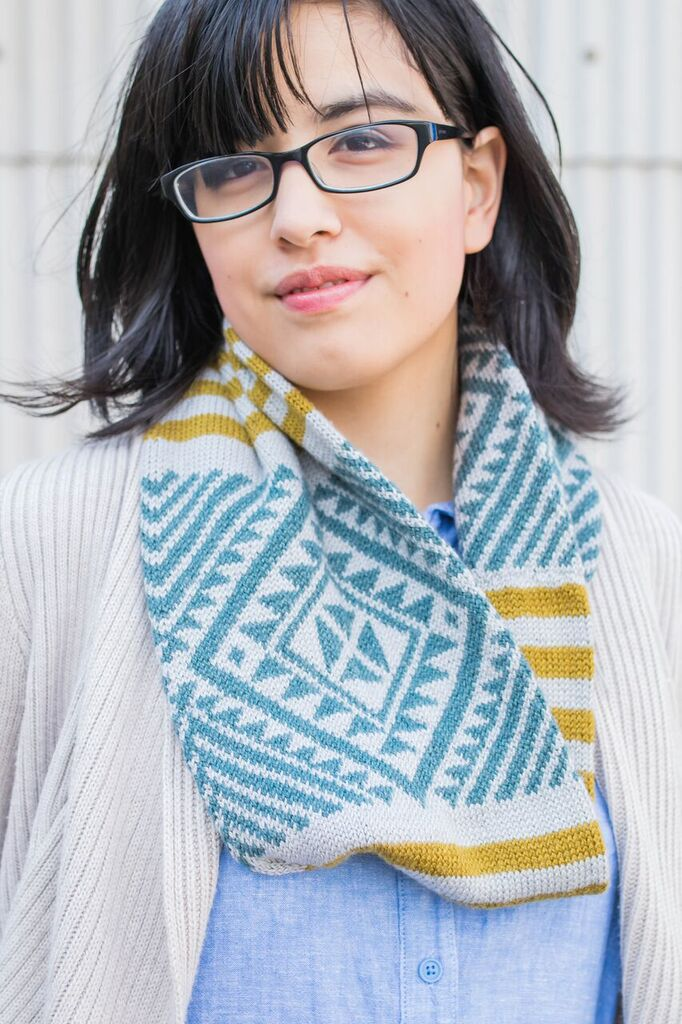 Discovering Knitting Heritage with Francoise Danoy