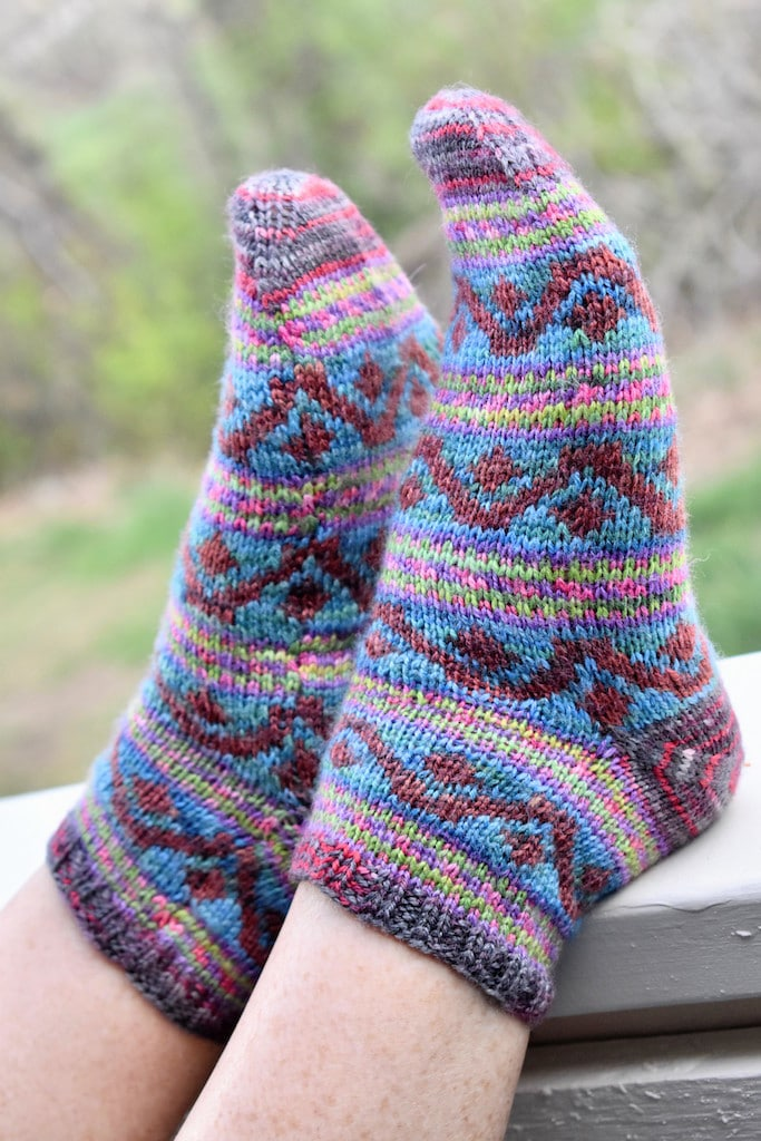 Our Knitting Roots -- Now on Knitty!