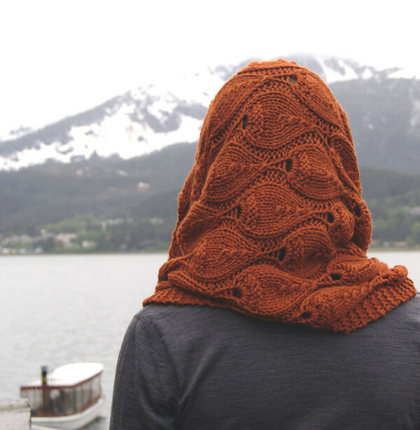 Belarus Hood Knitting Pattern 5