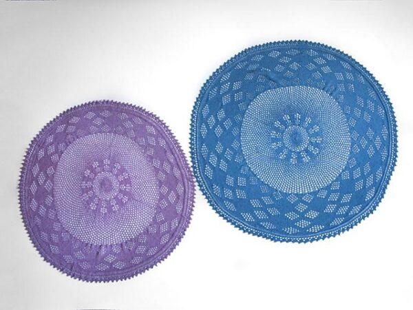 Berry Pi Shawl Knitting Pattern 5